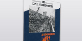 """Cover of the book """"Das Konzentrationslager - Außenkommando Laura"""" by Dorit Gropp"""